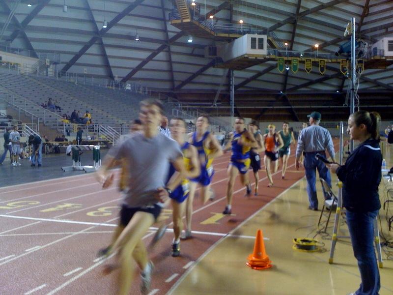 NMU Challenge Mens 3000 Meter